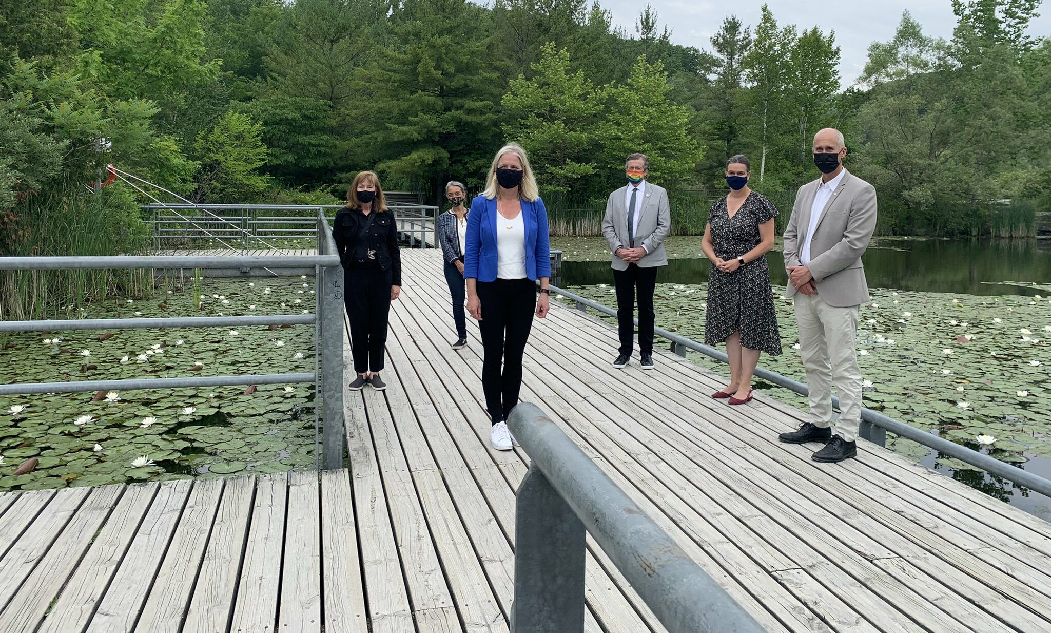 Government of Canada Launches New Natural Infrastructure ...